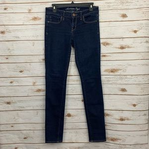 American Eagle Outfitters Stretch Skinny Jeans 8